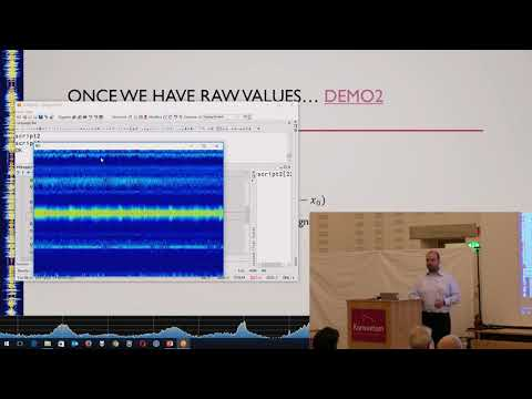Dyalog17: Exploring the RF spectrum with Dyalog APL