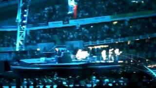 U2- Ullevi Sweden- In the name of love