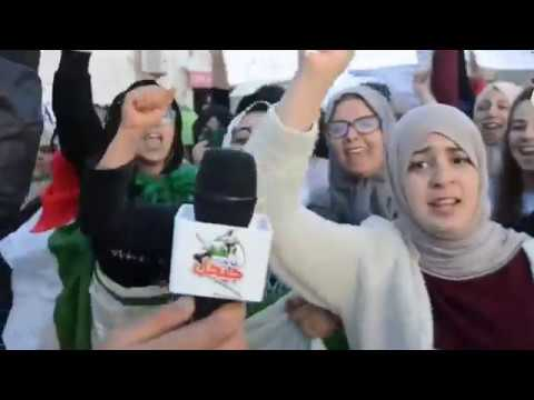 """الحراك الشعبي.. وأغنية """"وين وين ـ رانا رايحين"""" يا نظام الفساد"""