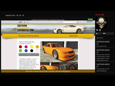 GTA5 New Racing DLC , lets see whats new, 200 props in Creator - Host Weggywoo