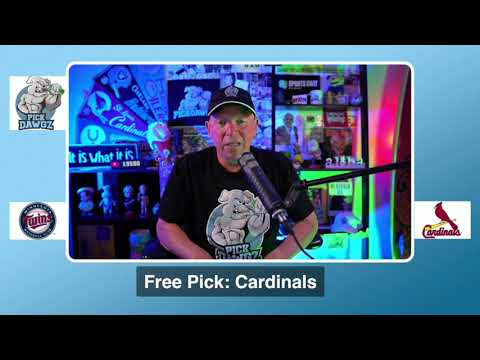 St. Louis Cardinals vs Minnesota Twins Game 2 Free Pick 9/8/20 MLB Pick and Prediction MLB Tips