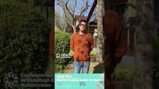 Josep Ribas - Director del Camping Solmar de Blanes (Girona)
