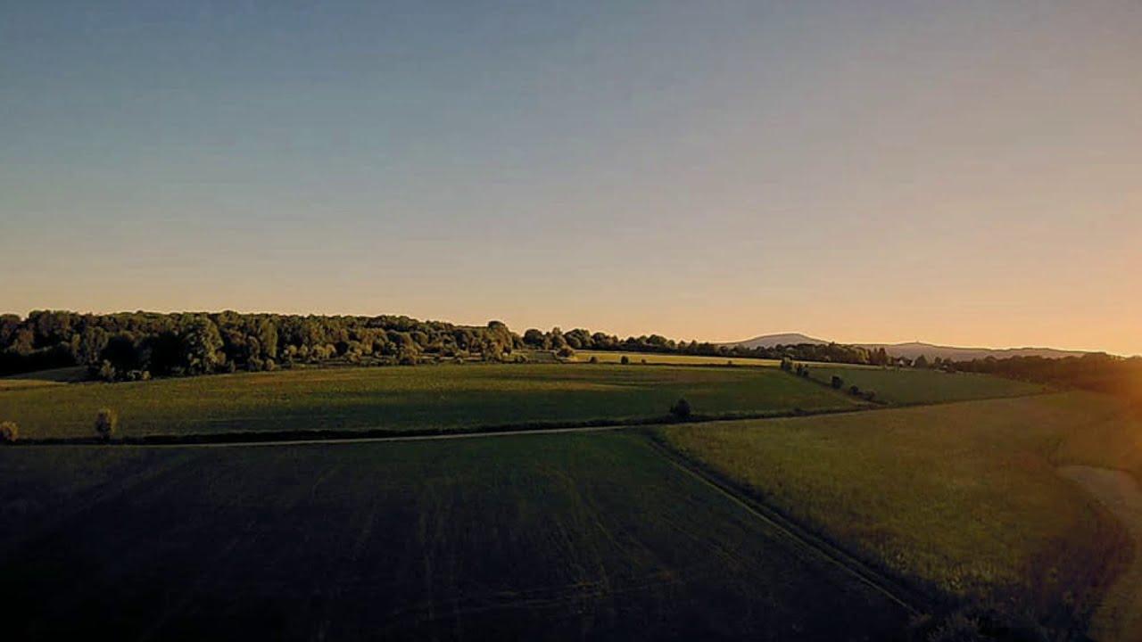 FPV Flight @ sunset картинки