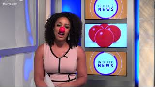 National Red Nose Day 2018