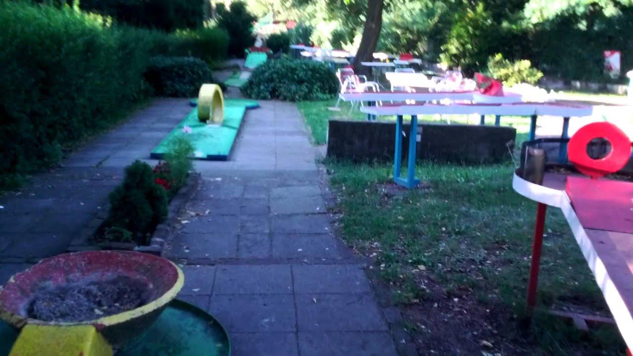 minigolf im stadtpark hamburg youtube