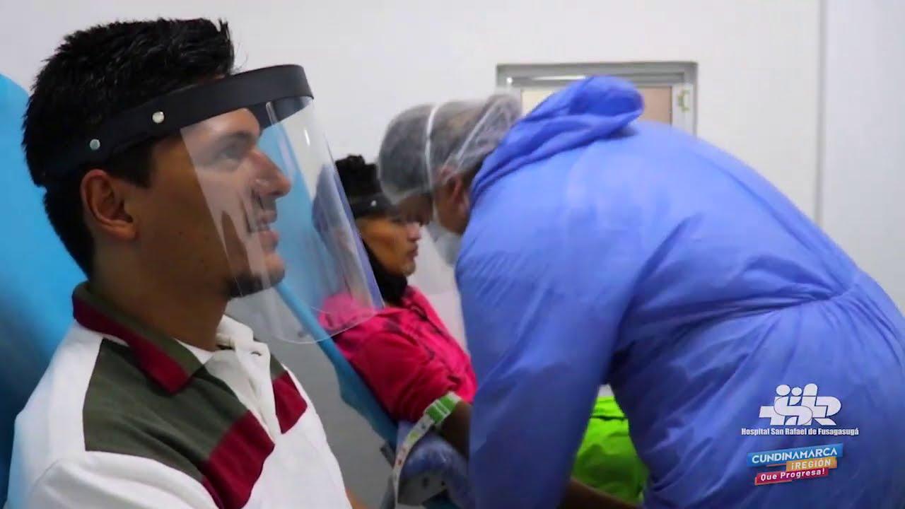 Banco de Sangre del Hospital de Fusagasugá reporta bajas reservas