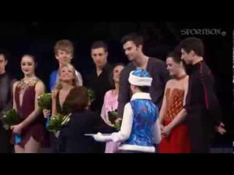 Елена Ильиных и Никита Кацалапов - Сочи 2014 - Лебединое озеро