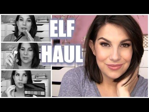 HITS & A MAJOR MISS | ELF Makeup & Skincare Haul thumbnail