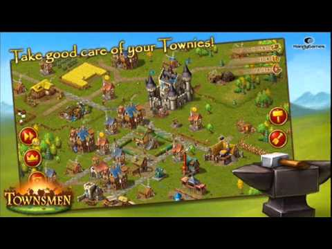 download townsmen apk
