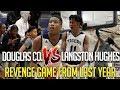 DOUGLAS CO. vs. LANGSTON HUGHES | REVENGE GAME FROM LAST YEAR