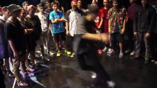 Kółeczko na Radical Forze Jam Manila 2016: Kosto (Top9) vs. Footloose (Walled City Rockers)