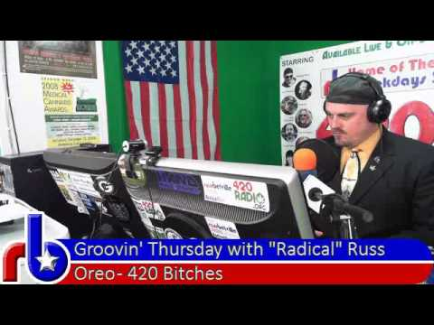 The Russ Belville Show #344 - Diane Goldstein and Degé Coutee at Cannabis Cup