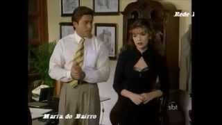 1/2 - Maria do Bairro - Capítulo 34 - 26/03/2012