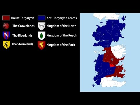 Aegon's Conquest of Westeros