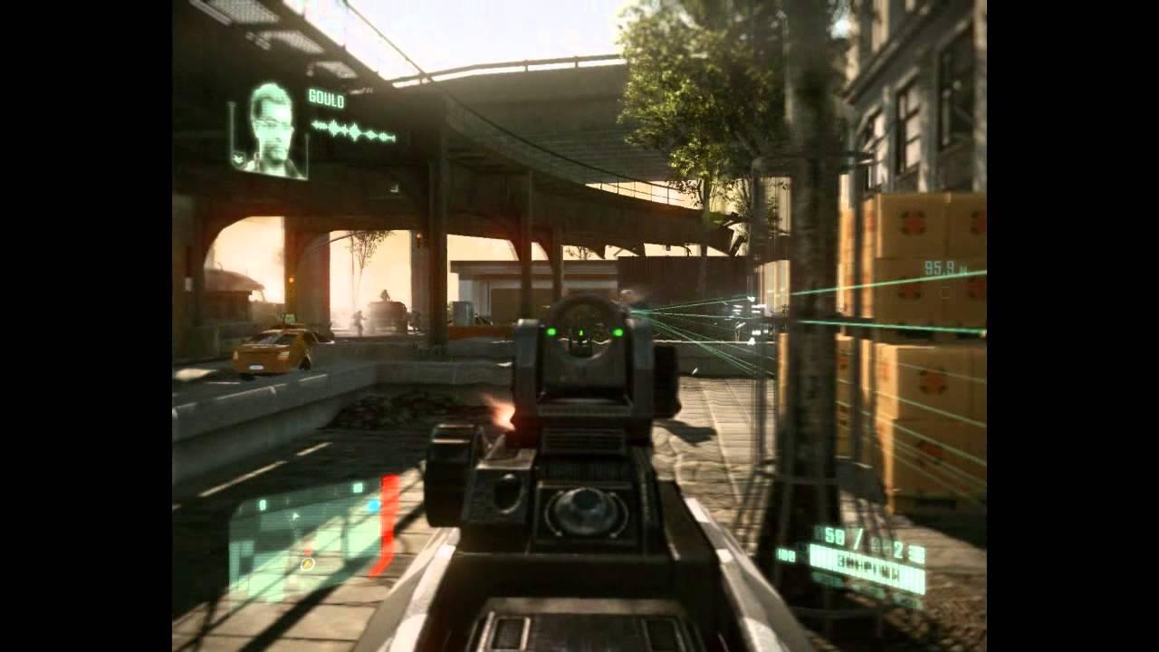 Crysis 2 - краткий обзор
