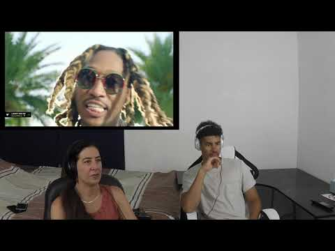 FUTURE EXTRA LUV FT  YG MUSIC VIDEO REACTION
