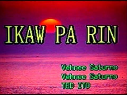 [26069] IKAW PA RIN (Ted Ito) ~ 금영 노래방/KumYoung 코러스 100  Videoke/Karaoke