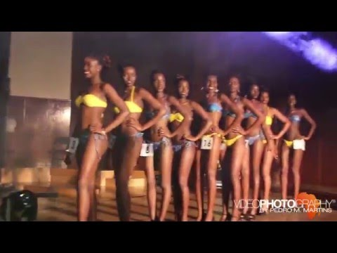 Miss Guiné Bissau 2015 final