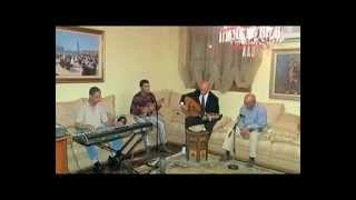 KOULLI DA KANE LIH chantée par Bayram. Quatuor Bol d'Art. Smael luth, Rédoune orgue, Bayram Violon. 2017 Video