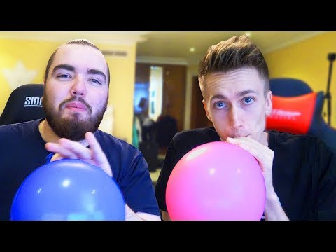 RAPPING ON HELIUM WITH MINIMINTER!