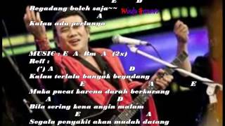 Stroke survivor Learn Dangdut : BEGADANG (Oma Irama)