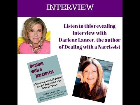 Mal Duane Interviews Darlene Lancer On Dealing With A Narcissist