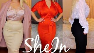 SheIn Try On Fashion Haul