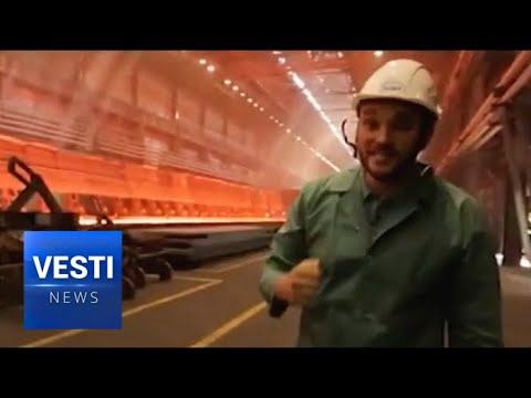 Russia in Perspective: Lipetsk Oblast Experiencing Post-Soviet Industrial Manufacturing Revival!