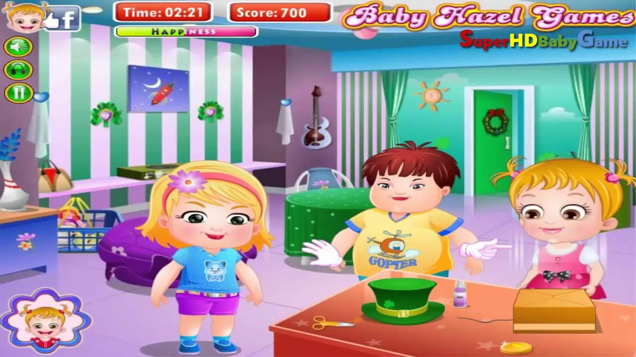 Play Baby Hazel Games Online For Free - MaFa.Com