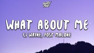 Download lagu Lil Wayne - What About Me (Lyrics) ft. Post Malone