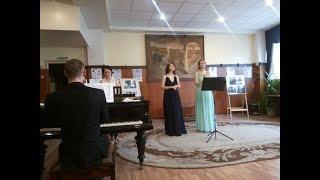 Концерт «От барокко до современности» в зеленоградской библиотеке
