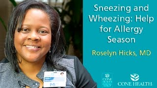 Sneezing and Wheezing: Help for Allergy Season