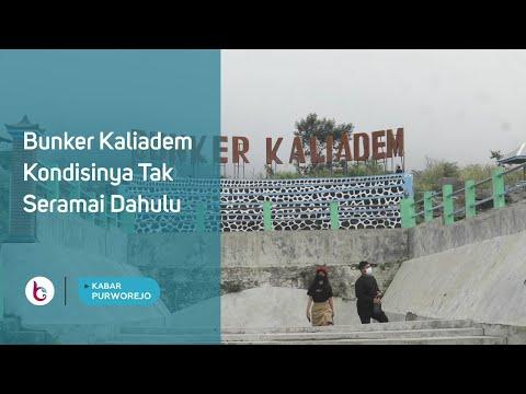 Bunker Kaliadem Kondisinya Tak Seramai Dahulu