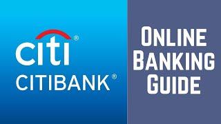 Citi Bank Online Banking Login | Citi Bank Guide