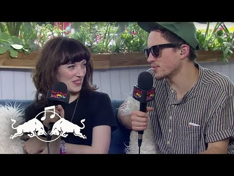 'Daughter' Interview: ACL 2015 | Red Bull Music