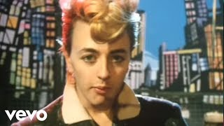 Music video by Stray Cats performing Stray Cat Strut. (C) 1992 Aris...
