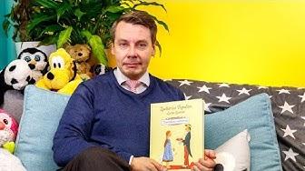 Tuomas Kurttila lukee kirjan Adalmiinan helmi