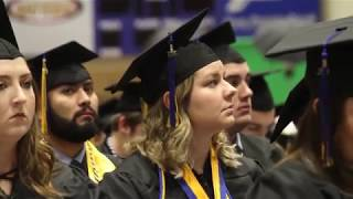 2017 Winter Commencement   Highlights