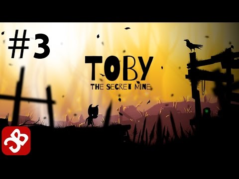 Toby: The Secret Mine (By Headup Games) - iOS/Android - Walkthrough Part 3