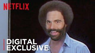 Queer Eye | Jonathan Van Ness as Bob Ross | Netflix