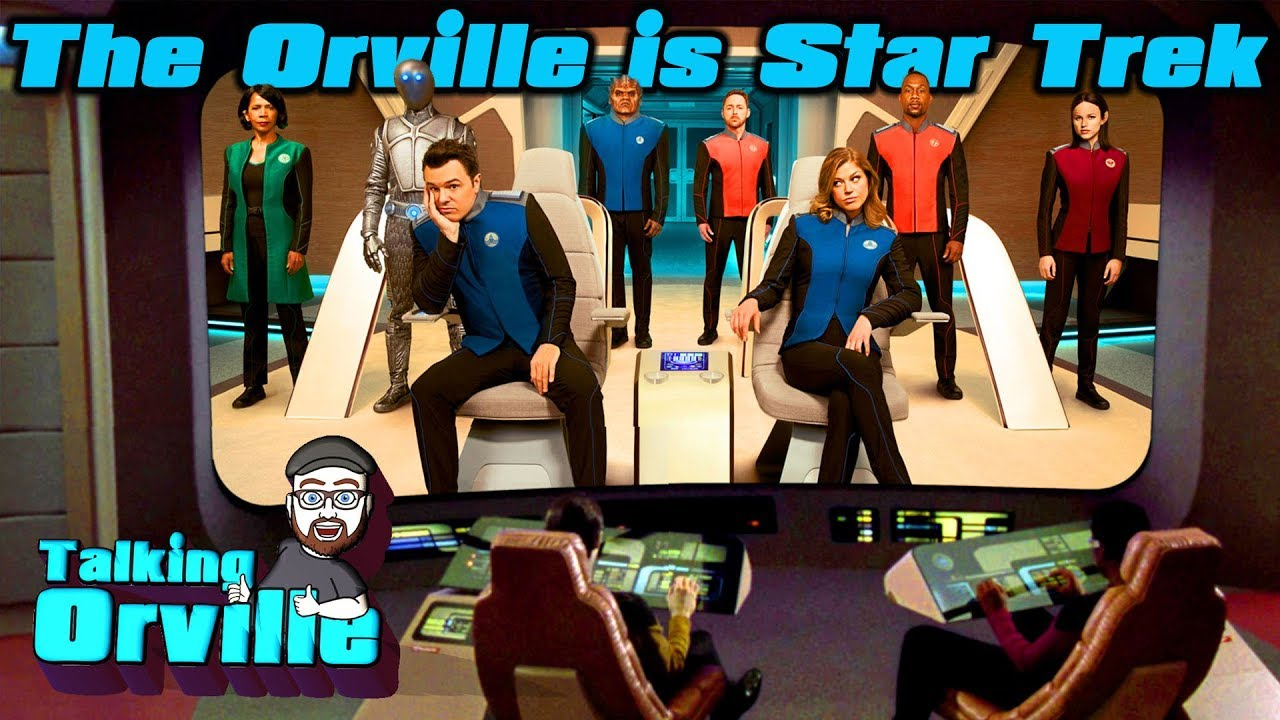 pro 7 the orville