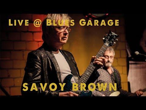 Savoy Brown & Kim Simmonds - Blues Garage - 29.03.2018