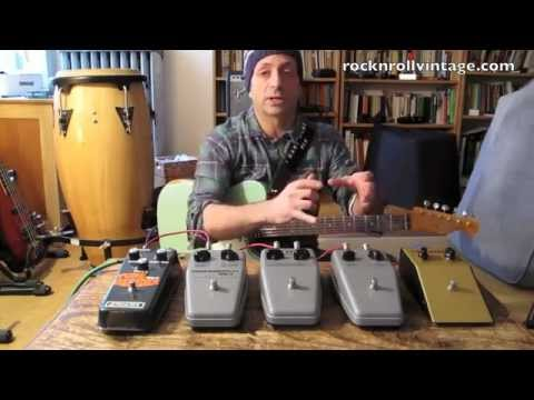 Need to Figure Out Which JMI Tone Bender is Right  ?