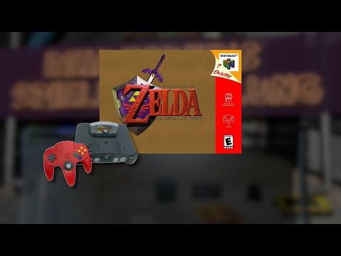 Gameplay : The Legend of Zelda Ocarina of Time [Nintendo 64]