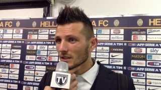 Hellas Verona - ChievoVerona 0-1: Cyril Théréau