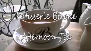 Patisserie Brione Afternoon Tea