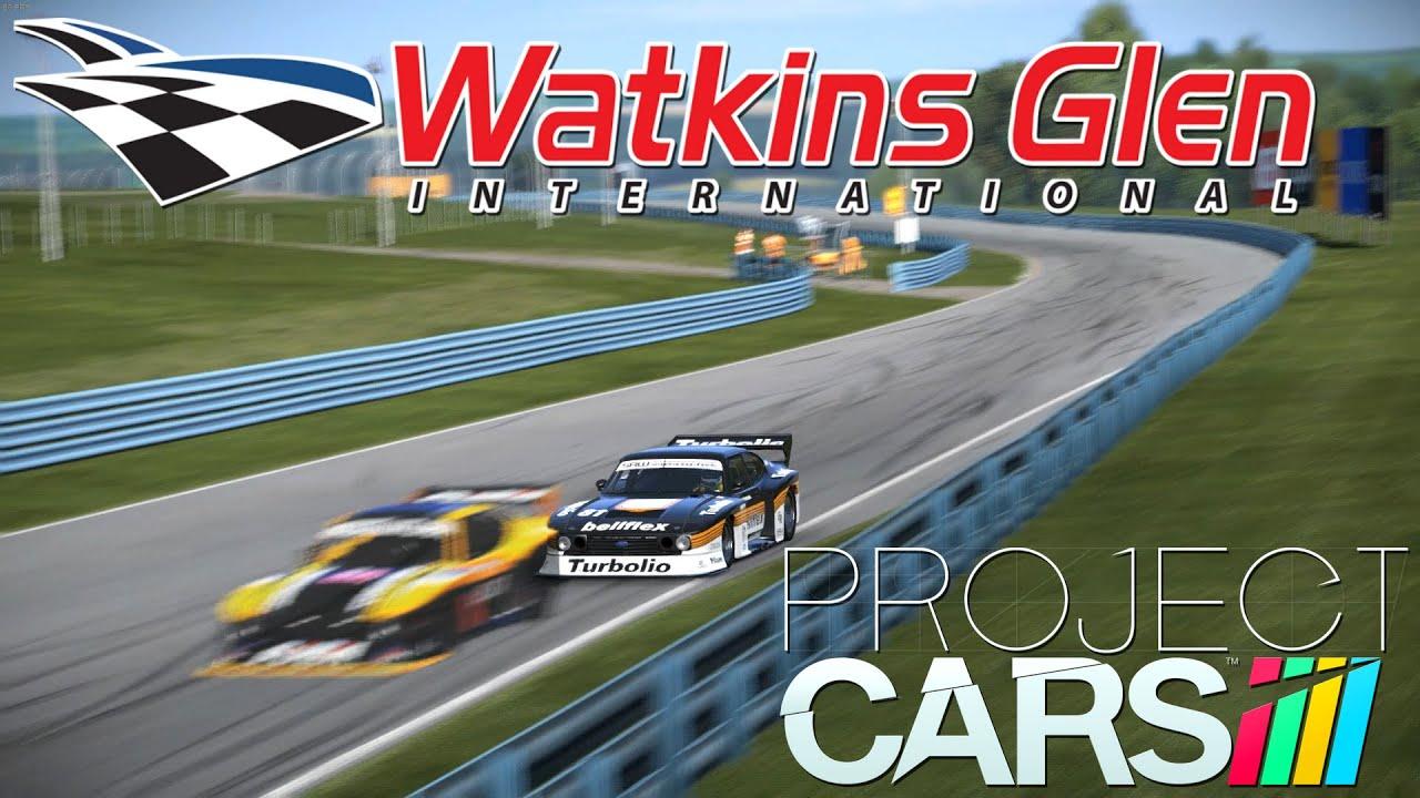 Project Cars Ford Zakspeed Capri Gr 5 Hotlap Watkins Glen Gp