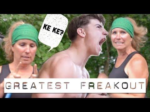 VLOG 114: Greatest Freakout / In My Feelings Challenge FAIL