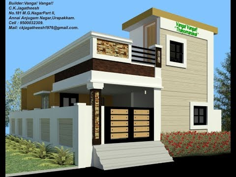 Independent House Villa for Sale at Urapakkam, Chennai.