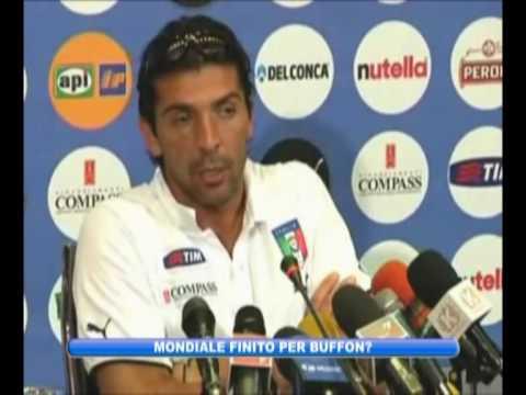 VGigi Buffon (TeleToscanaNord 4a puntata 16-06-2010)